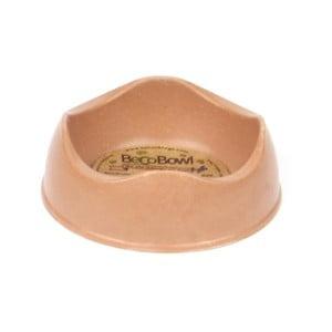 Miska pre psíkov/mačky Beco Bowl 8,5 cm, hnedá