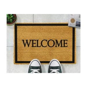 Rohožka Artsy Doormats Welcome, 40x60cm