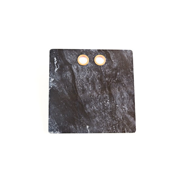 Mramorová servírovacia doštička Marble Black