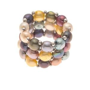 Prsteň Pearls Multicolour