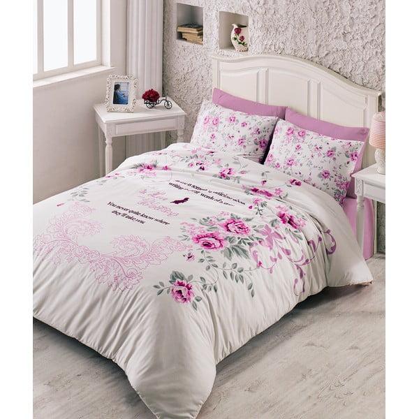 Obliečky s plachtou Rose Garden, 200x220 cm
