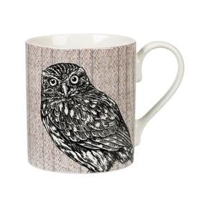 Sada 2 ks hrnčekov Owl Larch, 250 ml