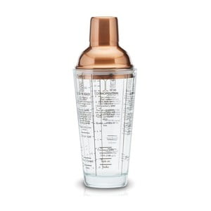 Šejker Kitchen Craft Bar Craft Copper, 700 ml