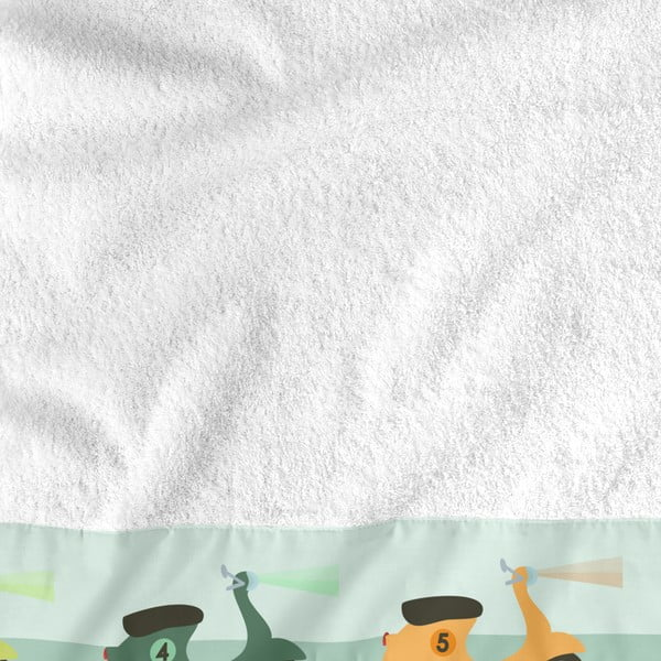 Set osušky a uteráka Happynois Summer