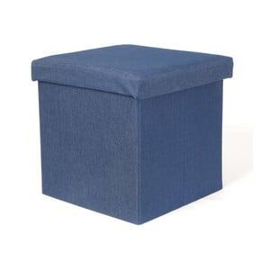 Modrá rozkladacia stolička PT Denim Blue