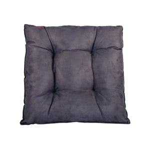 Sedák na zem Complete, tmavo šedý