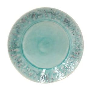Modrý keramický tanier Costa Nova Madeira, ⌀ 27 cm