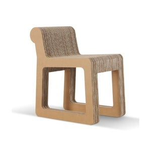Kartónová stolička Knob