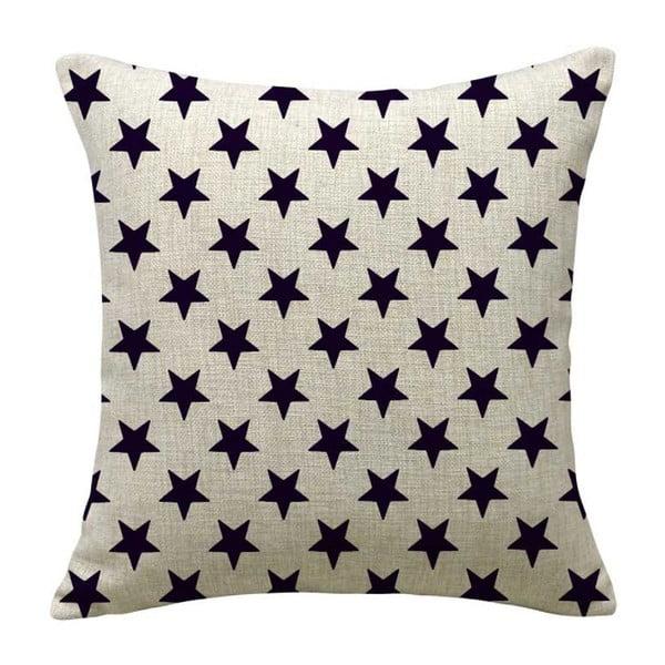 Obliečka na vankúš Mini Stars, 45x45 cm
