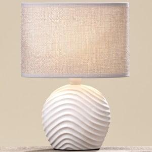 Stolová keramická lampa Boltze Wave