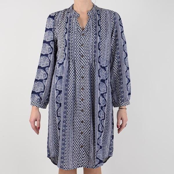 Plážové šaty Shirt, veľ. M