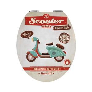 WC sedadlo Scooter