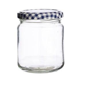 Sklenený zavárací pohár Kilner Round, 228 ml