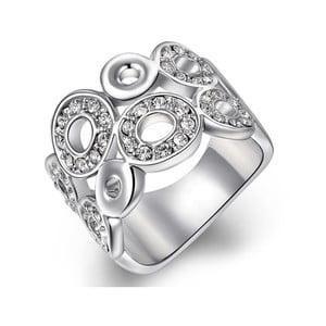 Prsteň s krištáľmi Swarovski Kathleen, veľkosť 52
