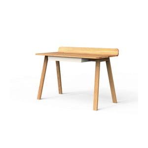 Pracovný stôl z dubového dreva Javorina Desk
