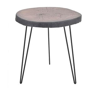 Odkladací stolík In Brown, 57 cm