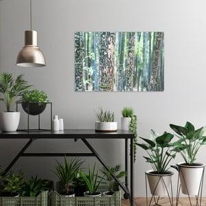 Obraz na plátne OrangeWallz Bamboo, 60 x 90 cm