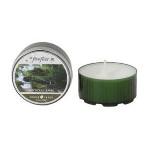 Vonná sviečka Goose Creek Listy z Patchouli, 42 g