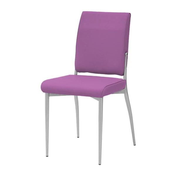 Jedálenská stolička Trilly, fialová