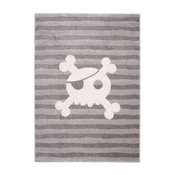 Detský koberec Nattiot Sweet Skull,120x170cm