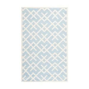 Vlnený koberec Marion Light, 121x182 cm