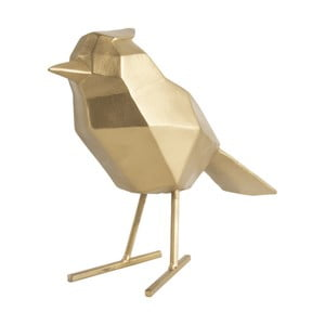 Dekoratívna soška v zlatej farbe PT LIVING Bird Large Statue