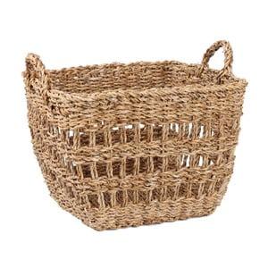 Úložný košík z morskej trávy Slowdeco Sea, veľ. M