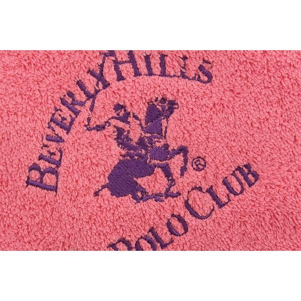 Bavlnený uterák BHPC 50x100 cm, ružový