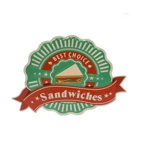 Ceduľa na stenu Novita Sandwiches