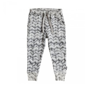 Sivé chlapčenské nohavice Snurk Twirre, 104