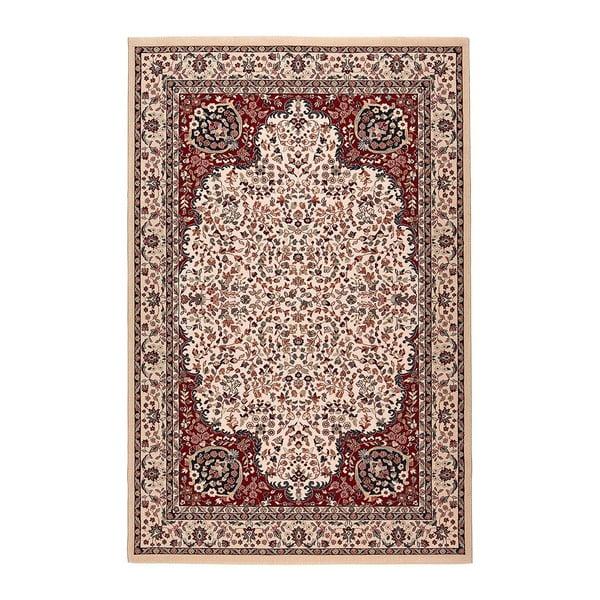 Vlnený koberec Byzan 541 Beige, 140x200 cm