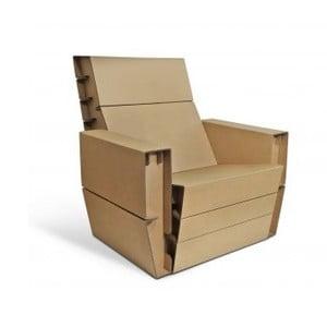 Kartónové kresielko Seater Arms
