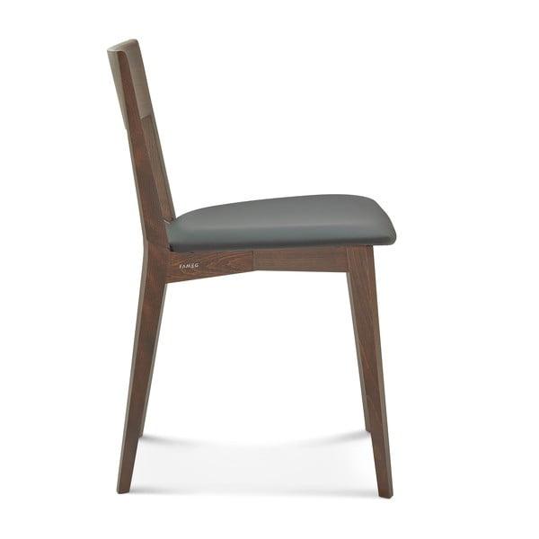 Sada 2 drevených stoličiek Fameg Dorete