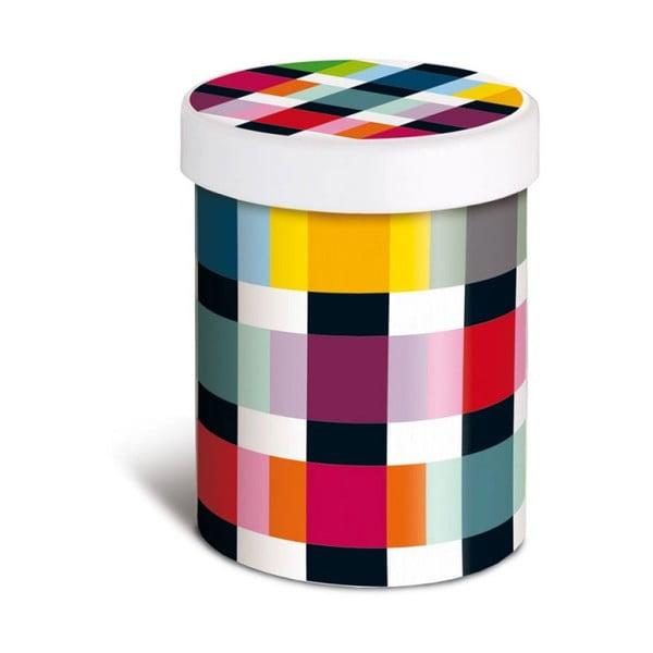 Porcelánová dóza Remember Colour Caro