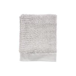 Svetlosivý uterák zo 100% bavlny Zone Classic, 50×70 cm