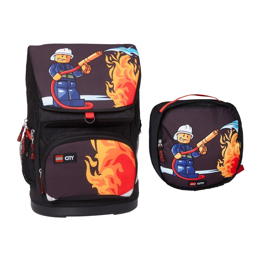 Veľký školský batoh LEGO® CIty Fire Large  954335228a0