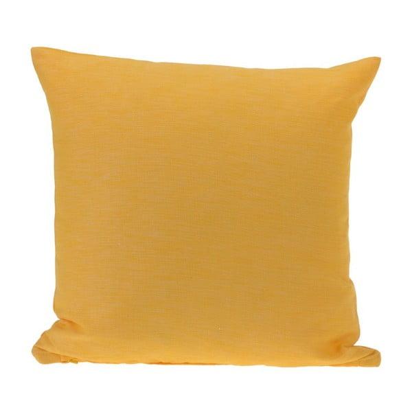 Vankúš Melane Yellow, 40x40 cm