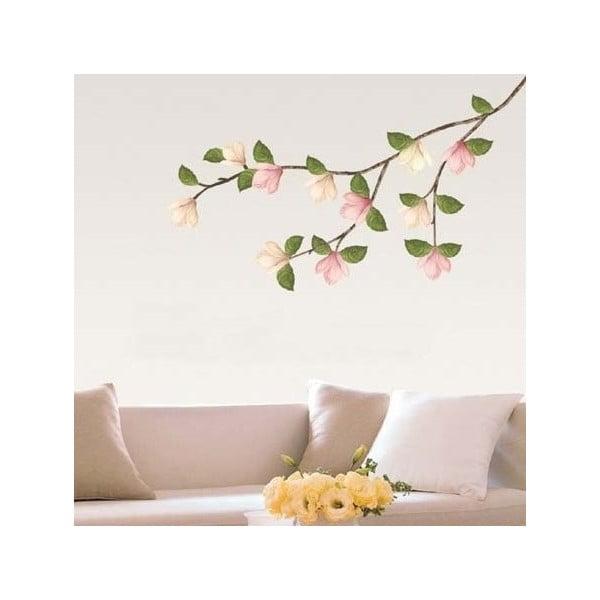 Samolepka Ambiance Pink Magnolia
