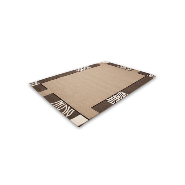 Koberec Balance 80x150 cm, karamelový