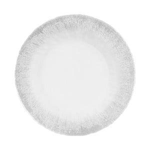 Sklenený tanier Côté Table Corolia, ⌀28 cm