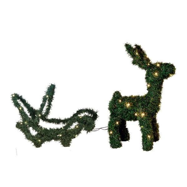 Svietiaca dekorácia Dear Reindeer