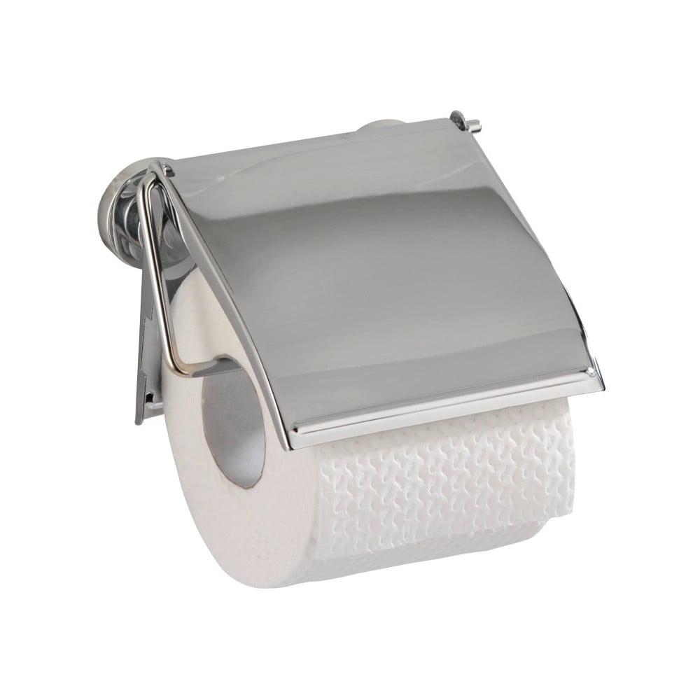 Samodržiaci stojan na toaletný papier Wenko Power-Loc Cover