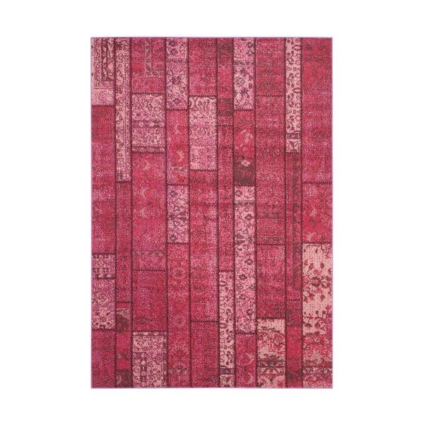 Koberec Effi 121x170 cm, červený