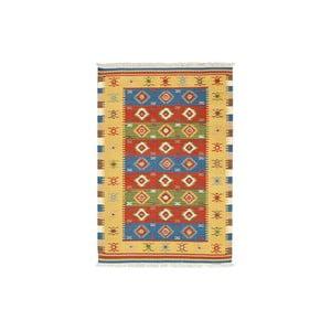 Ručne tkaný koberec Kilim Classic K38, 95x155 cm