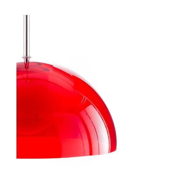 Závesné svietidlo Tomasucci Silt Red