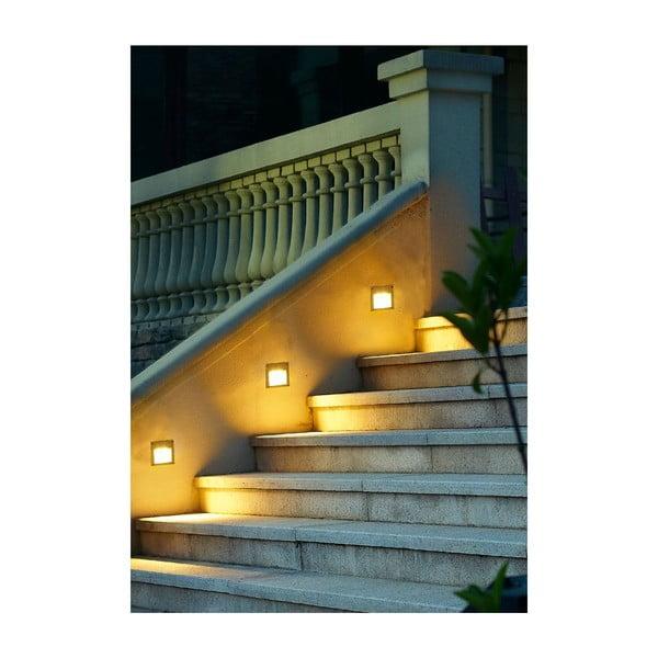 Záhradné nástenné LED svetlo Elisa
