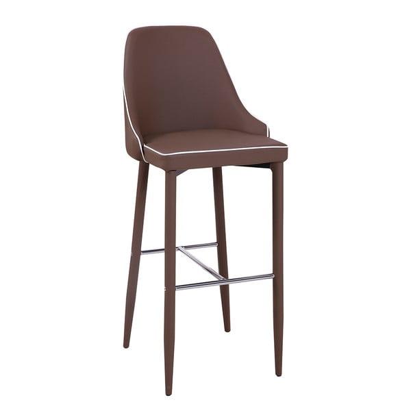 Barová stolička New Plana, cappuccino