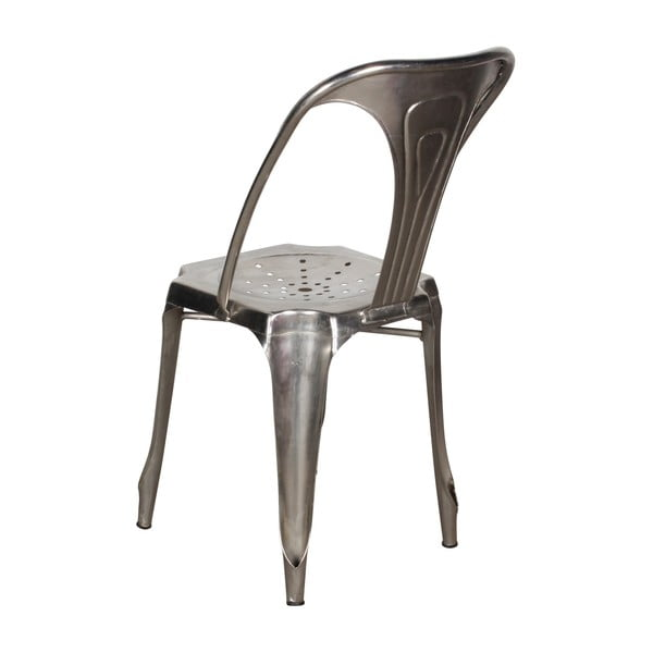 Stolička Chaise 1927 Nickel