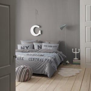 Obliečky Brodway Grey, 140x200 cm