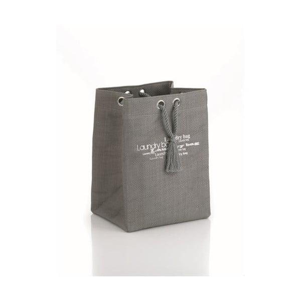 Taška na bielizeň Tayler, sivá